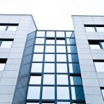Specialist powder coating services for curtain walling.