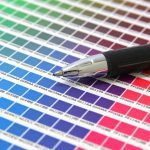 RAL colour chart for windows