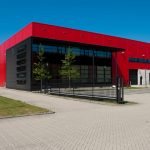 Powder Coated Architectural Aluminium to 11 new fire stations