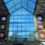 powder coating in architecture